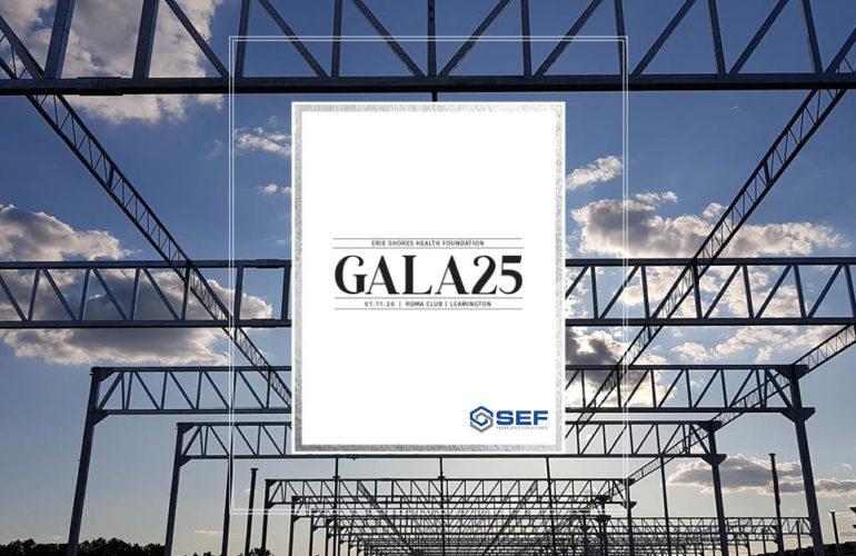 SEF Sponsors ESHF Gala