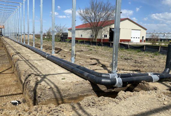 (04) Water Line Installation