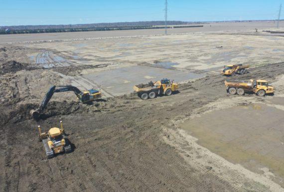 Pomas Farms Inc. Construction